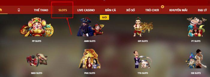 chơi slot machine luôn thắng
