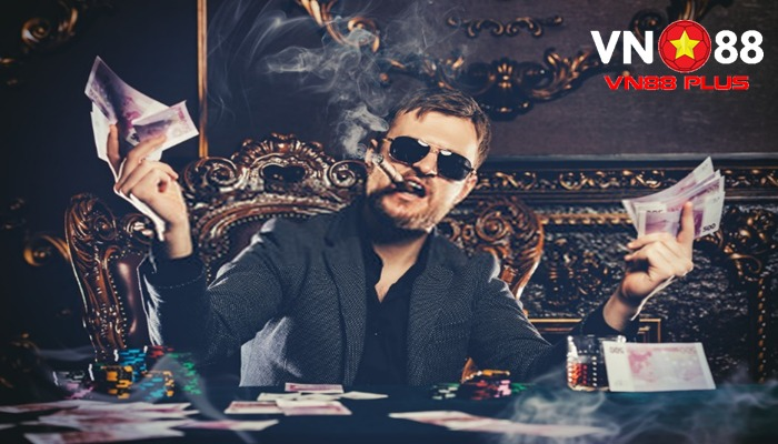 làm giàu từ cờ bạc