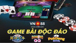 Hướng dẫn cách chơi game Domino QQ tại nhà cái VN88 phát tài