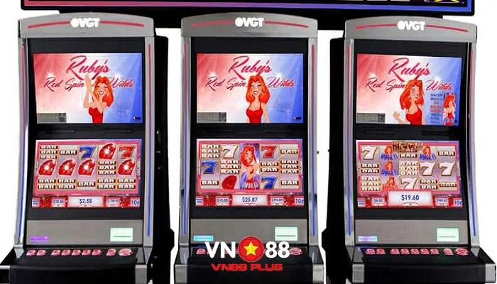 máy đánh bạc slot machine